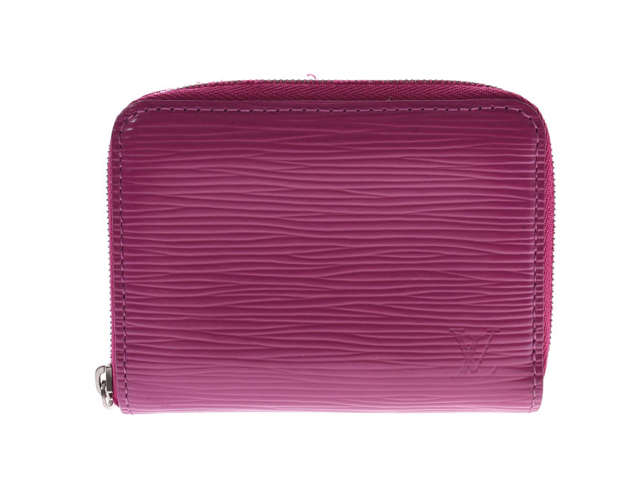 online store 1cddd 14ff4 Louis Vuitton Epi Zippy Coin Purses Grenard M6015L Women's Mens B ...
