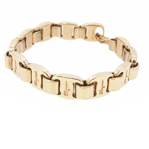 Salvatore Ferragamo Bracelet Gold Plating