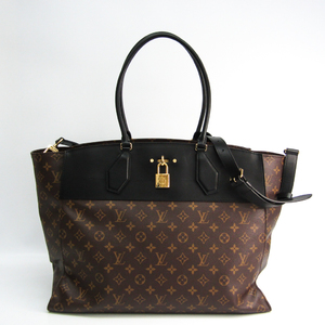 Louis Vuitton Monogram City Steamer XXL M44497 Women's Handbag,Shoulder Bag Monogram,Noir