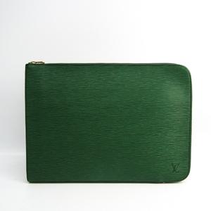 ルイ・ヴィトン(Louis Vuitton) エピ ポッシュ・ドキュマン M54494 ユニセックス ブリーフケース,クラッチバッグ ボルネオグリーン