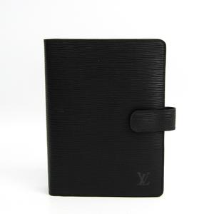ルイ・ヴィトン(Louis Vuitton) エピ 手帳 ノワール アジェンダMM R20042