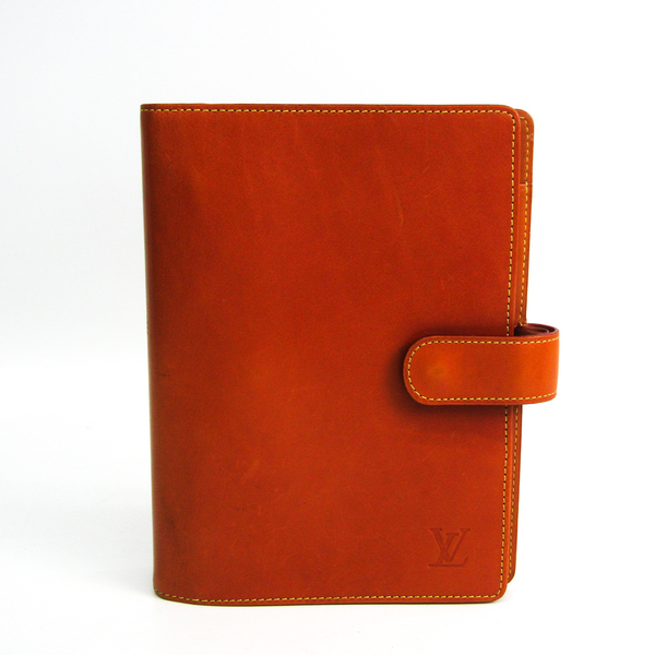 ルイ・ヴィトン(Louis Vuitton) ノマド 手帳 キャラメル アジェンダMM R20473