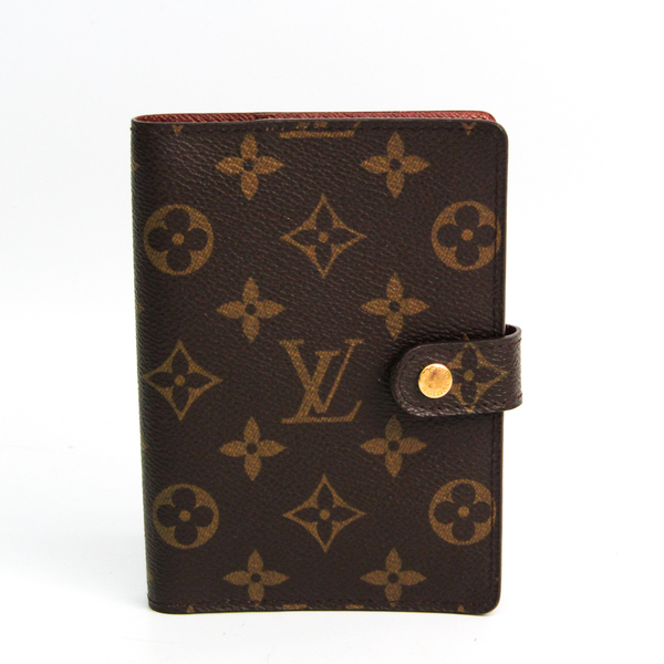 ルイ・ヴィトン(Louis Vuitton) モノグラム 手帳 モノグラム アジェンダPM R20005