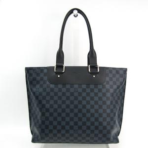ルイ・ヴィトン(Louis Vuitton) ダミエ・コバルト カバ・ヴォワヤージュ N41397 メンズ トートバッグ ダミエ・コバルト