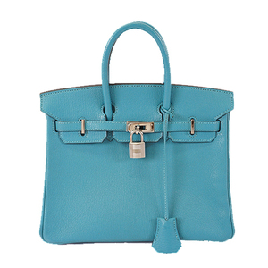 Hermes Birkin Women's Vache Liegee Leather Handbag