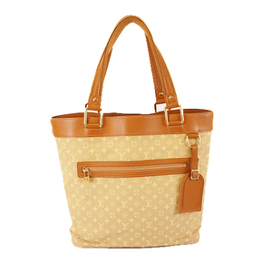 Auth Louis Vuitton Monogram Mini Lucille GM M92683 Women's Shoulder Bag,Tote Bag