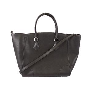 Auth Louis Vuitton Epi Phoenix MM M50590 Women's Handbag,Shoulder Bag Noir