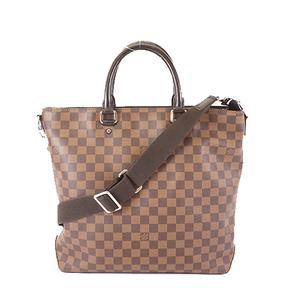 Auth Louis Vuitton Damier Jaketote N41559 Men's Briefcase,Handbag,Shoulder Bag