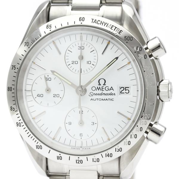 【OMEGA】オメガ スピードマスター デイト ステンレススチール 自動巻き メンズ 時計 3511.20