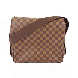 Auth Louis Vuitton Damier N45255 Men,Women,Unisex Shoulder Bag Ebene