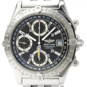 Breitling Chronomat Automatic Stainless Steel Men's Sports Watch A20348