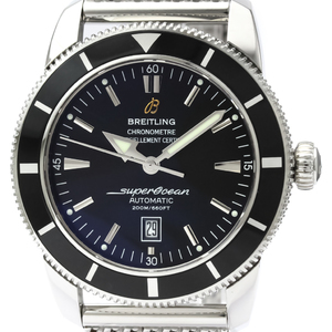 BREITLING Super Ocean Heritage 46 Steel Automatic Watch A17320