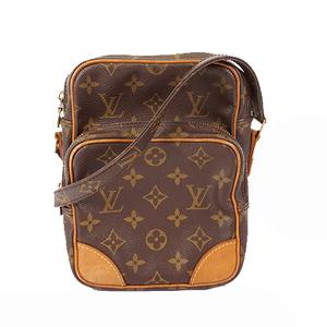 Auth Louis Vuitton Monogram  Amazon M45236 Women's Shoulder Bag Monogram