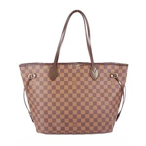 Auth Louis Vuitton Damier N41358 Women's Handbag,Shoulder Bag,Tote Bag Ebene