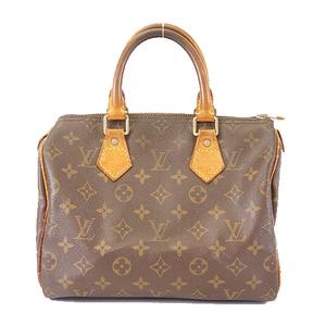 Auth Louis Vuitton Monogram スピーディ25 Speedy 25 M41528 Women's