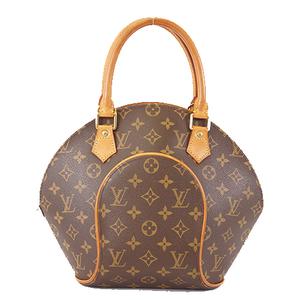 Auth Louis Vuitton Monogram  Ellipse PM M51127 Women's Handbag