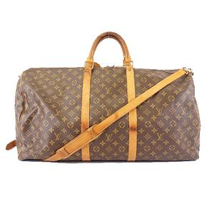 Louis Vuitton Monogram Keepall Bandouliere 60 M41412