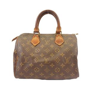 Louis Vuitton Monogram Speedy 25 M41109 Women's Handbag