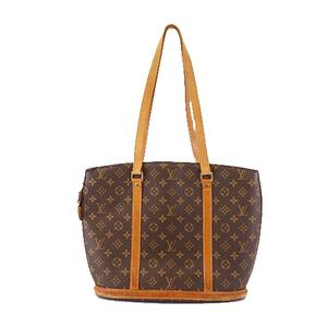 Auth Louis Vuitton Monogram M51102 Women's Handbag,Shoulder Bag,Tote Bag