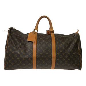 Louis Vuitton Monogram Keepall 55 M41424 Women's Boston Bag Monogram