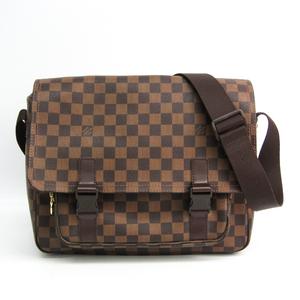 ルイ・ヴィトン(Louis Vuitton) ダミエ メッセンジャー メルヴィール N51125 メンズ メッセンジャーバッグ,ショルダーバッグ エベヌ