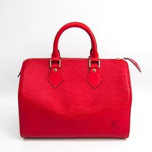 ルイ・ヴィトン(Louis Vuitton) エピ スピーディ25 M43017 レディース ハンドバッグ カスティリアンレッド