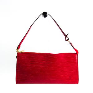 ルイ・ヴィトン(Louis Vuitton) エピ ポシェット・アクセソワール24 M52947 ハンドバッグ レッド