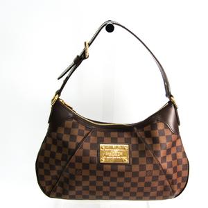 ルイ・ヴィトン(Louis Vuitton) ダミエ テムズGM N48181 レディース ショルダーバッグ エベヌ