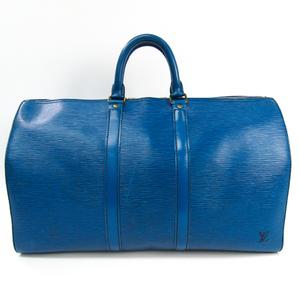 ルイ・ヴィトン(Louis Vuitton) エピ キーポル45 M42975 レディース ボストンバッグ トレドブルー