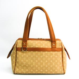 ルイ・ヴィトン(Louis Vuitton) モノグラムミニ ジョセフィーヌPM M92416 レディース ハンドバッグ ベージュ
