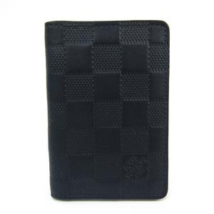ルイ・ヴィトン(Louis Vuitton) ダミエアンフィニ オーガナイザー・ドゥ ポッシュ N63203 ダミエアンフィニ カードケース コスモス