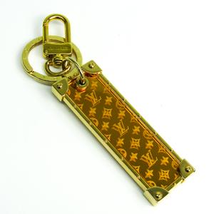 ルイ・ヴィトン(Louis Vuitton) ポルトクレ マル プリズム M68305 キーホルダー (ゴールド,イエロー)