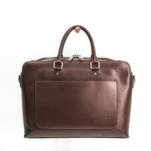 ルイ・ヴィトン(Louis Vuitton) エピ ブルックス M58850 メンズ ブリーフケース モカ