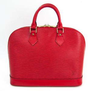 ルイ・ヴィトン(Louis Vuitton) エピ アルマ M52147 ハンドバッグ カスティリアンレッド