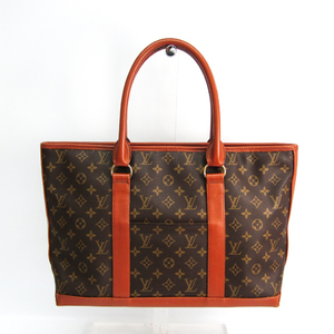 ルイ・ヴィトン(Louis Vuitton) モノグラム サック・ウィークエンドPM M42425 ハンドバッグ モノグラム