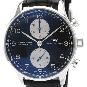 IWC Portugieser Automatic Stainless Steel Men's Sports Watch IW371404