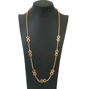 ジバンシィ ネックレス Gマーク ロゴモチーフ GPメッキ ゴールドカラー