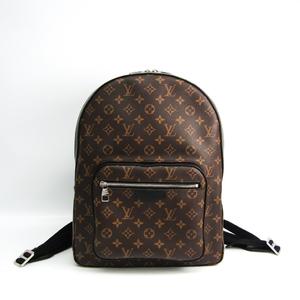 ルイ・ヴィトン(Louis Vuitton) モノグラム・マカサー ジョッシュ M41530 メンズ リュックサック モノグラム・マカサー