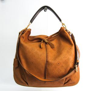 ルイ・ヴィトン(Louis Vuitton) マヒナ セレネMM M94214 レディース ハンドバッグ,ショルダーバッグ キャラメル