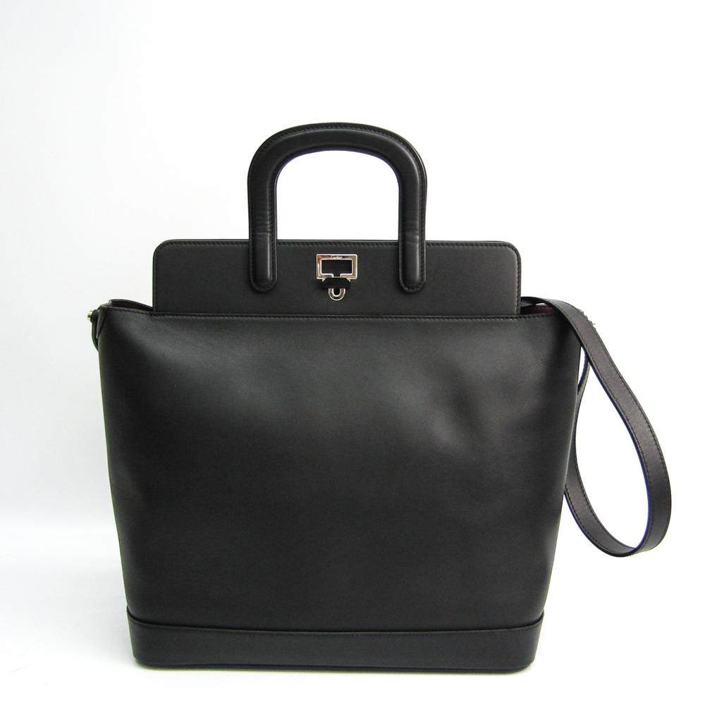 Cartier Jeanne Jeanne Tousent Women's Leather Handbag,Shoulder Bag Black