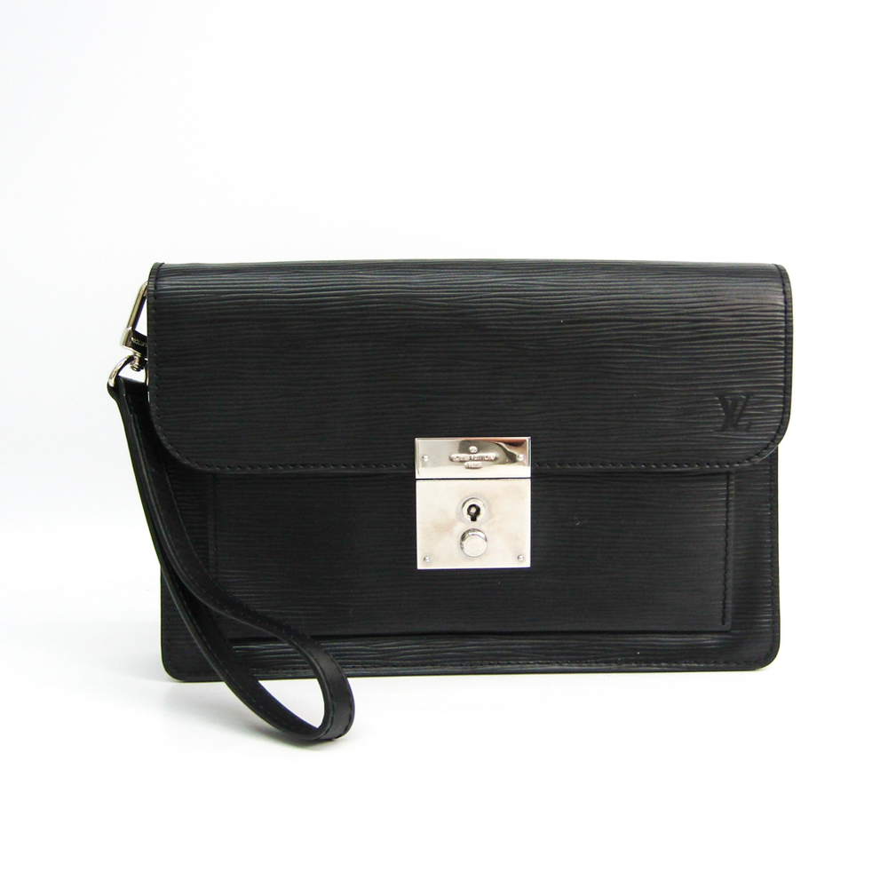 Louis Vuitton Epi Neo Belaia M40852 Clutch Bag Noir