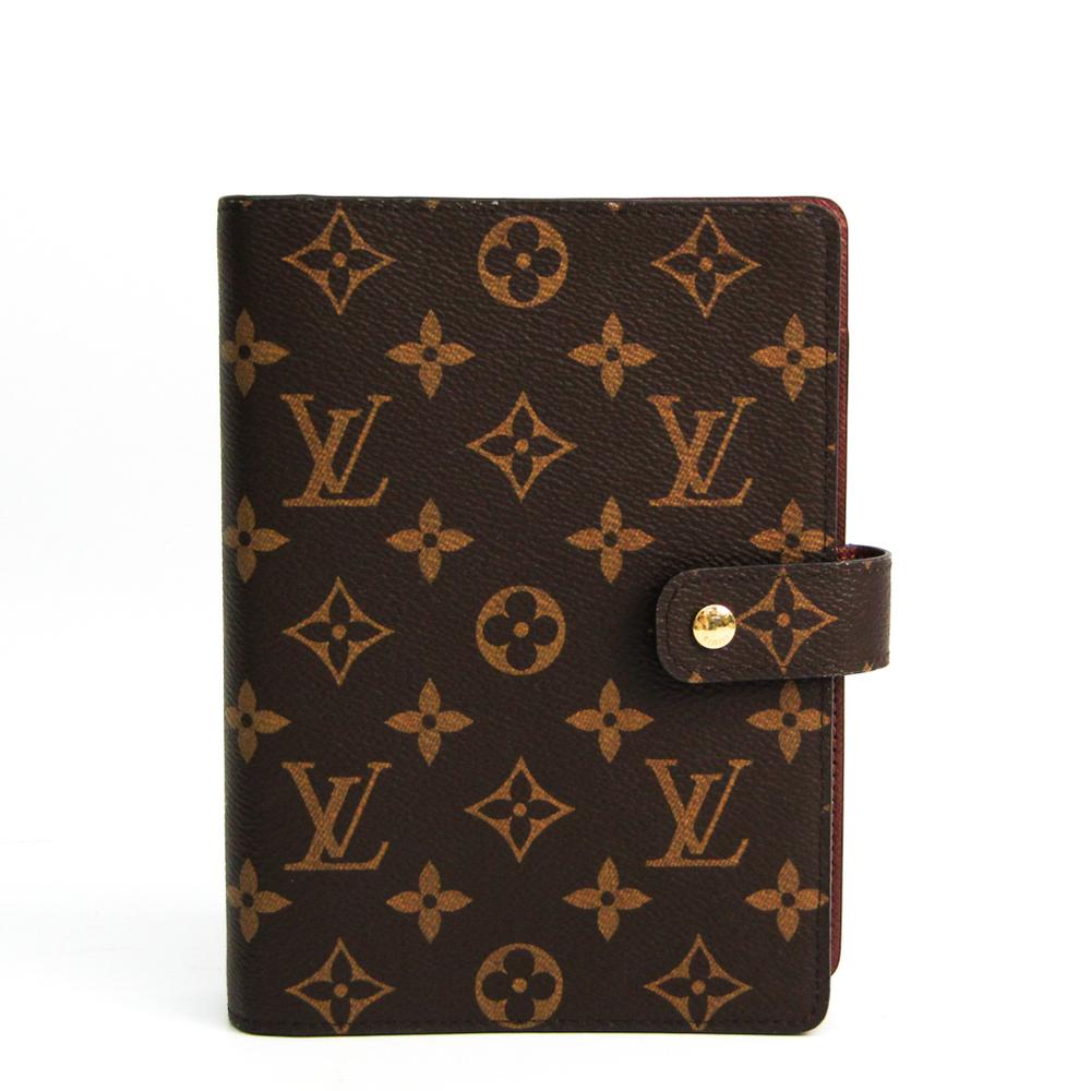 ルイ・ヴィトン(Louis Vuitton) モノグラム 手帳 モノグラム アジェンダMM R20105