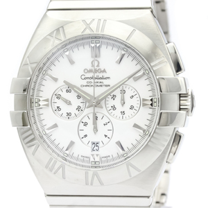 Omega Constellation Automatic Stainless Steel Men's Sports Watch 1514.20