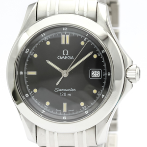 OMEGA Seamaster 120M Stainless Steel Quartz Mens Watch 2511.50