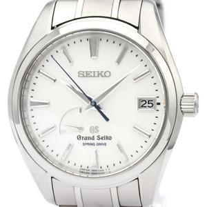 Seiko Grand Seiko Automatic Titanium Men's Dress Watch SBGA011(9R65-0AE0)