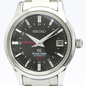 Seiko Grand Seiko Automatic Stainless Steel Men's Sports Watch SBGM033G(9S66-00E0)