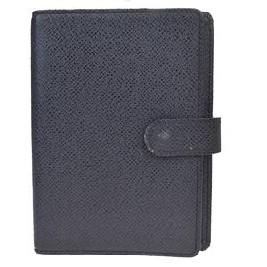 Louis Vuitton Taiga Planner Cover Ardoise Agenda PM R20005