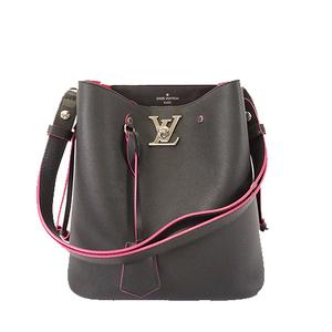Auth Louis Vuitton Rock Me Bucket M54677 Women's Shoulder Bag Noir