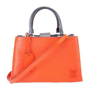 Auth Louis Vuitton Epi Kleber PM M51333 Women's Handbag,Shoulder Bag