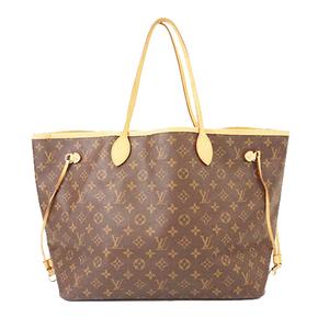Auth Louis Vuitton Monogram M40157 Women's Shoulder Bag,Tote Bag